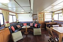 M/V Mermaid I - Salon