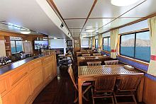 M/V Mermaid I - Restaurant