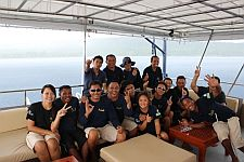 M/V Mermaid II - Crew